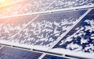 Snowstorms, Ice Storms, and Solar Panels, Oh My!